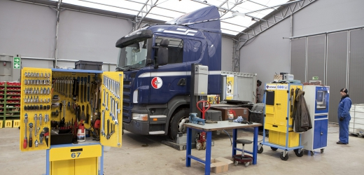 Officina scania